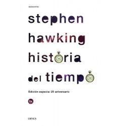 Libro Historia Del Tiempo Hawkings