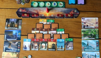 Review: 7 Wonders Duel